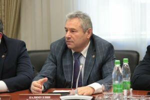 Главу Высокогорского района ждут на работе, тест на Covid-19 у него отрицательный