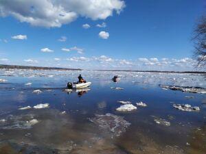 В Татарстане один рыбак утонул, второго ищут спасатели