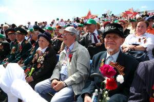 Выплаты  к 75-летию Победы получили 32 тысячи ветеранов из Татарстана