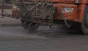 «Татнефть» закупила 19 тонн дезинфицирующих средств для обработки улиц юго-востока РТ