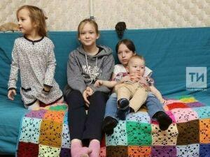 Заявления на выплату 10 тыс. рублей на детей в РТ будут принимать до 1 октября