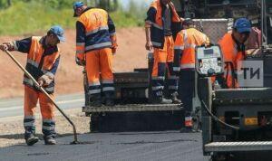 В Нижнекамске приступили к обновлению дорожного покрытия