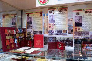 В музее спорта Зеленодольска создали посвященную спортсменам-фронтовикам выставку