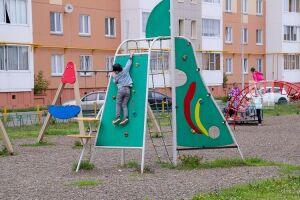 Эксперт: Игровые площадки для детей должны содержать элементы осознанного риска