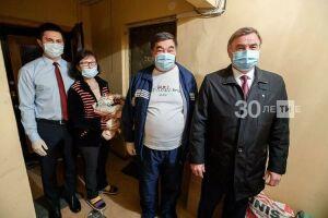«Сохраняйте единство»: Фарит Ханифов поздравил с Днем семьи  основателя ГЖИ РТ