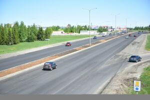 Улицу Машиностроительная в Автограде расширят на две полосы в каждую сторону