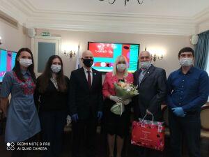 Сергей Иванов поздравил казанскую династию врачей-экскурсоводов с Днем семьи