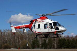 На вертолетах «Ансат» с инфекционными боксами будут перевозить больных Covid-19