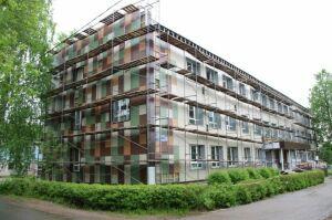 Ремонт музыкальной школы в Елабуге завершится к 1 августа