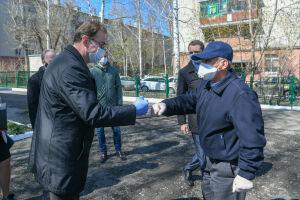 Рустам Минниханов встретился с поисковиками республиканского объединения «Отечество»