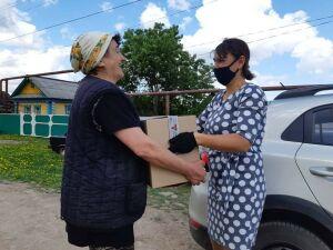 Татарстанцы за время пандемии получат 220 тыс. продуктовых наборов