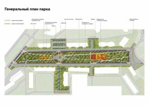 В Елабуге появится новый сквер «Сад у дома»
