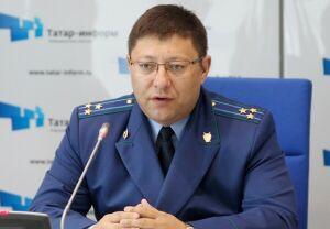 Заместитель прокурора РТ Марат Долгов покинул свой пост