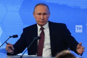 Путин заявил, что пик распространения Covid-19 в стране пройден