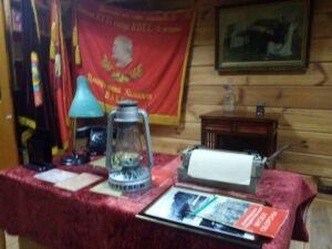 В музей Альметьевска передали лампу, в которой был привезен Вечный огонь