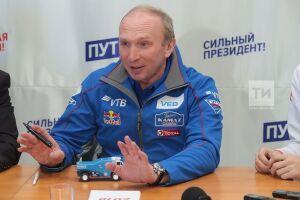 Владимир Чагин рассказал о сокращении финансирования «КАМАЗ-мастера» из-за вируса