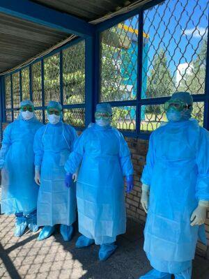 Глава Минздрава РТ проверил, как лечат больных коронавирусом в Челнах