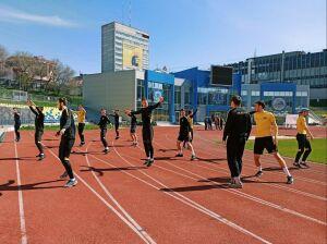 ФК «КАМАЗ» — ульяновской «Волге»: Тренируйтесь на здоровье