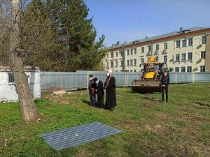 В Казани началось строительство двухэтажной мечети «Тауфик»
