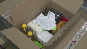 Более 3 тыс. нижнекамцев получили продуктовые наборы благодаря акции «Помощь рядом!»