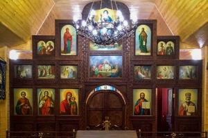 В Зеленодольске восстановили храм, который подожгла психически нездоровая прихожанка