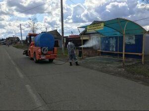 В Елабуге усилят контроль за санобработкой автобусов и маршруток