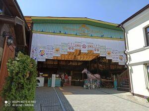 В Татарстане после длительного простоя открылись летние веранды в ресторанах