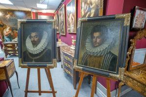 Музей Казани случайно стал первым в РФ владельцем картин итальянца Санте Перанда