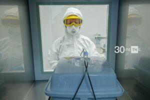 В Челнах из-за Covid-19 в два раза увеличили число коек в больницах
