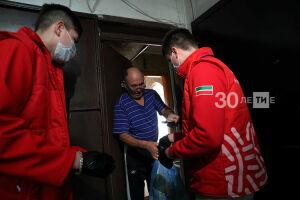 Волонтеры РТ выполнили более 10 тыс. заявок на оказание помощи в период пандемии