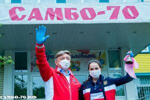 Алина Загитова: Благодарю школу «Самбо-70» за возможности, которые она мне дала