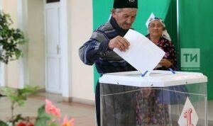 Одновременно на участки для голосования в РТ будут пускать не более 12 человек