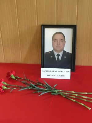 В Челнах в больнице умер заместитель начальника отделения ГИБДД