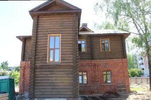 В Зеленодольске реставрацию квартала «Полукамушки» завершат ко Дню республики