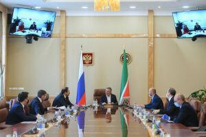 Аналитический центр при Правительстве РФ предложит РТ решения для роста экономики