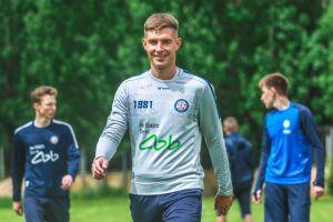 Молодежный состав ФК «КАМАЗ» приступил к тренировкам