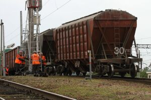 Весной с территории ГЖД в Татарстане убрали 61 тонну мусора