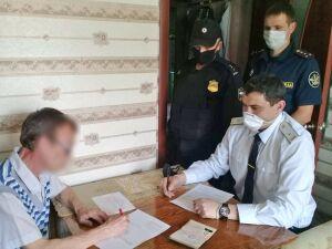 В Татарстане с осужденных должников приставы взыскали 116 тыс. рублей алиментов