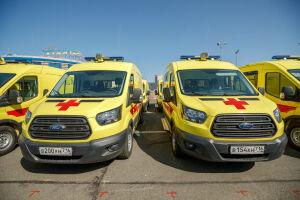 Минздрав Татарстана объяснил задержки с приездом скорой помощи в Казани