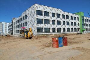 В Елабуге близится к завершению строительство полилингвальной школы
