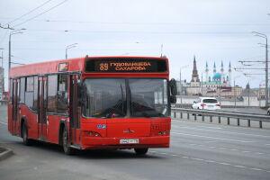 В Казани третий год падает число ДТП по вине водителей общественного транспорта