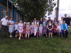В Алькеевском районе сельчане сняли клип о родном селе