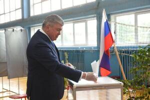 Магдеев: В Челнах голосование организовано с учетом всех мер предосторожности