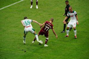 «Локомотив» уверенно обыграл «Рубин» благодаря дублю Алексея Миранчука