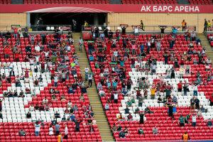 Два матча 24-го тура РПЛ посетили больше зрителей, чем это разрешал регламент