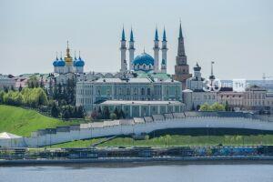 Казань стала первой в рейтинге городов ПФО по численности населения