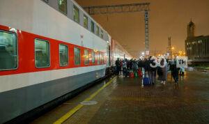 Пассажирам предлагают сравнить экологичность поездки на поезде и автомобиле