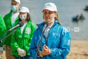 Экоактивистка из Казани предложила Путину прибраться на берегах рек