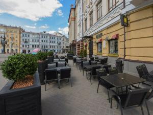 В Татарстане разрешили работу летних веранд кафе и ресторанов