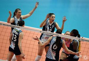 Пять волейболисток «Динамо-Казани» вызваны в сборную России на тренировочный сбор